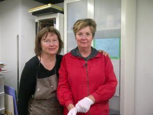 Maggie & Sharon